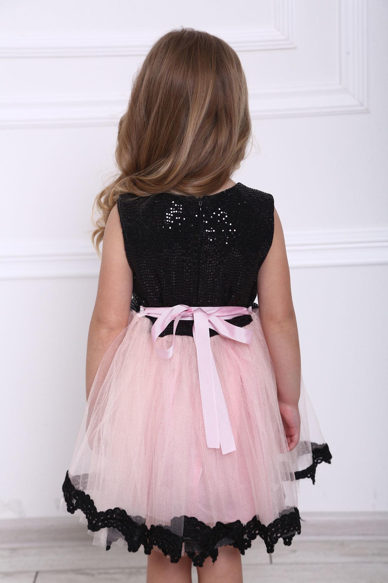 Платье розово-синее Eray, 20070