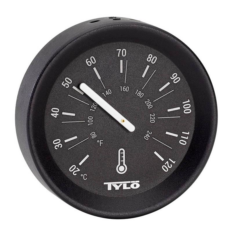Термометр Tylo Premium Brilliant Black