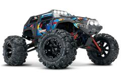 Summit 1:16 4WD + LED Rock'n'roll