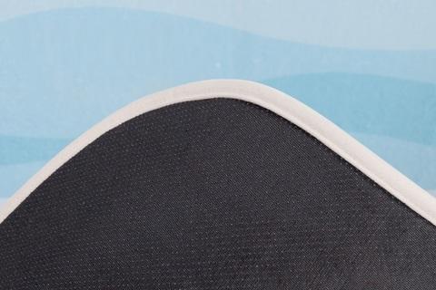 Плюшевый коврик 120х160 см (Scandi)