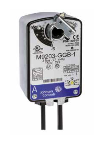 Johnson Controls M9203