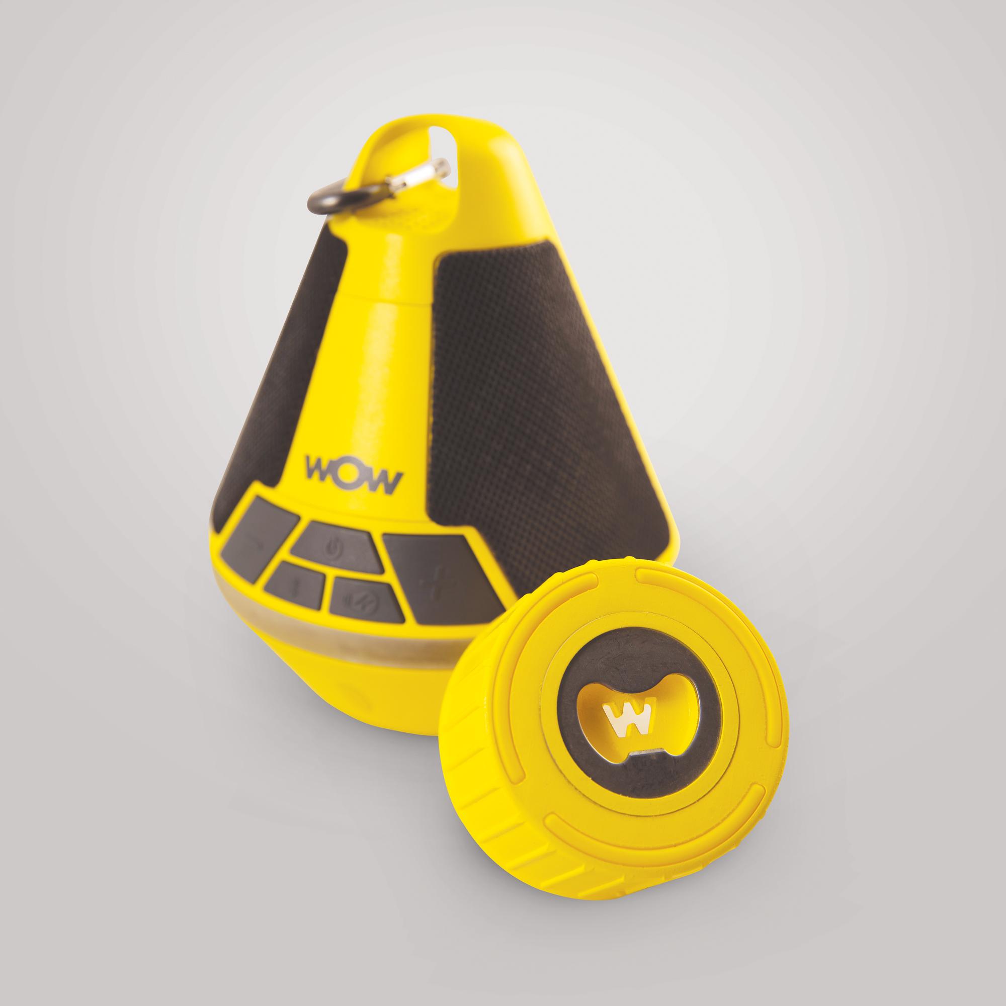 Sound buoy bluetooth speaker