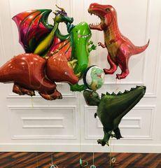 Воздушный шар динозавр