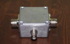RF Sampler Modulation monitor 1-50 MHz (SSB, CW, AM, FM, Data)