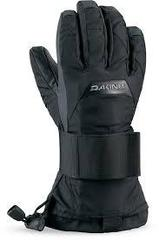 Перчатки Dakine Wristguard Glove Black