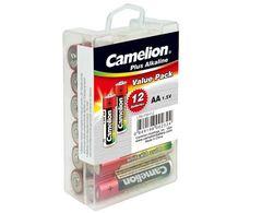 Батарейки Camelion Alkaline LR6, AA (12/240)