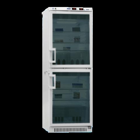 Холодильник фармацевтический Позис ХФД-280 (двери тон. стекло) - фото