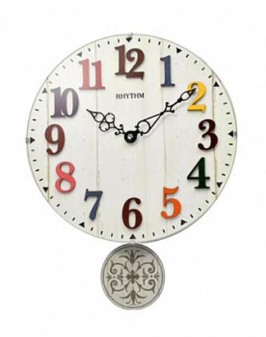 Настенные часы Rhythm CMP549NR03