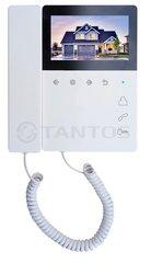 Видеодомофон Tantos Elly-S с памятью и трубкой