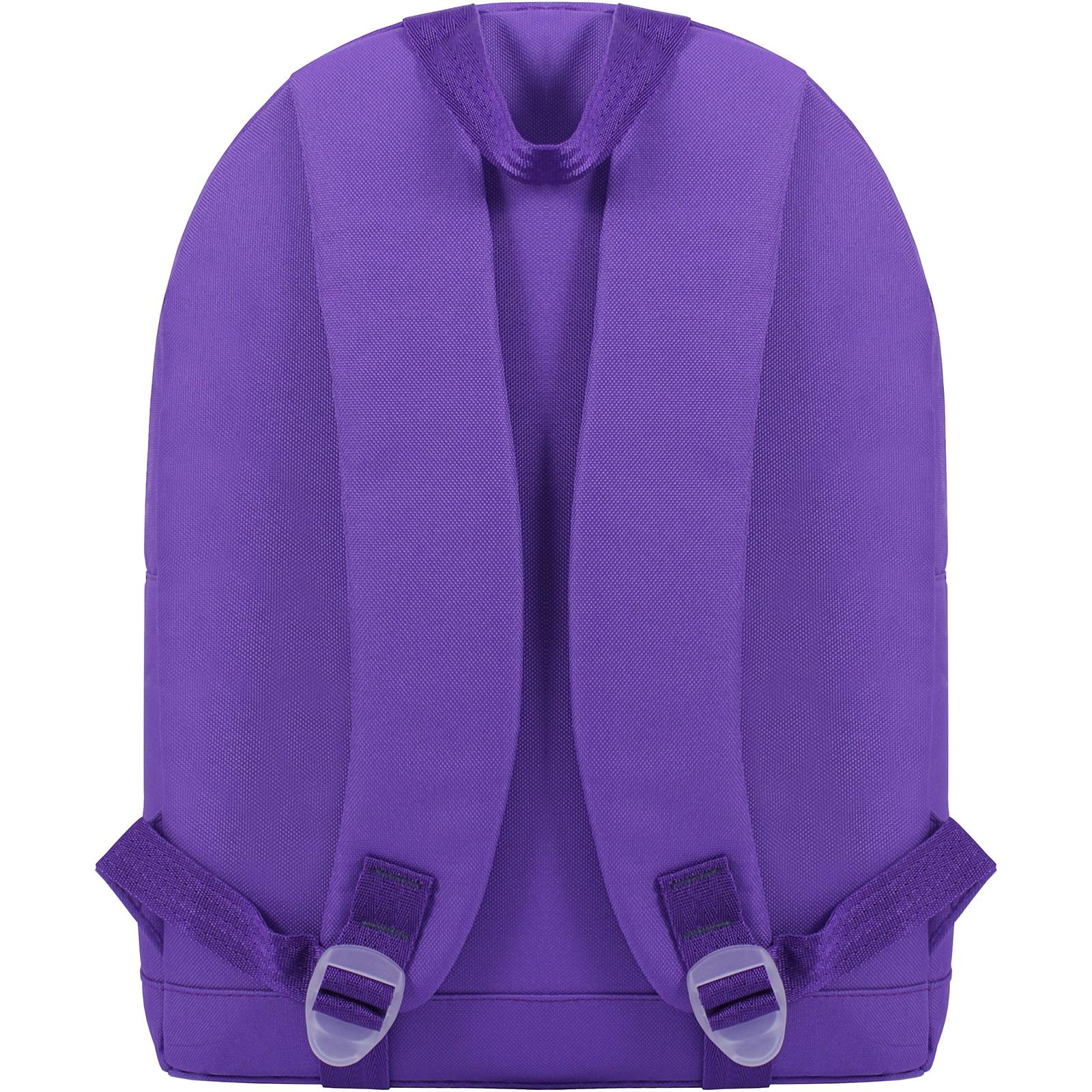 Рюкзак Bagland Молодежный W/R 17 л. фиолетовый 170 (00533662) фот 3