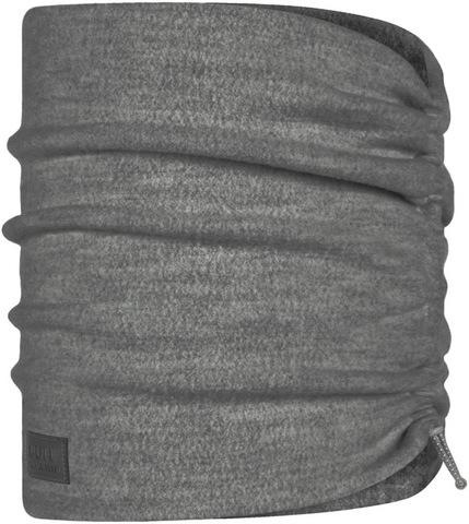 Шарф-труба шерстяной Buff Wool Fleece Grey фото 1