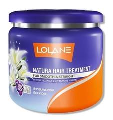 Маска для волос с экстрактом белой лилии LOLANE