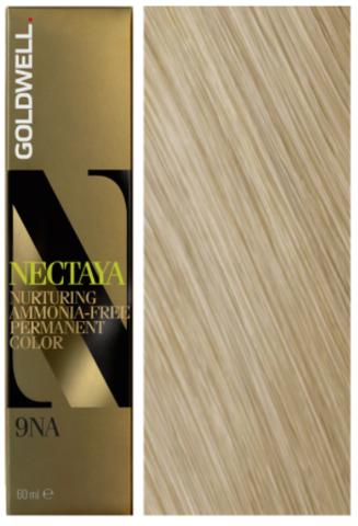 Goldwell Nectaya 9NA очень светло-пепельный блондин 60 мл