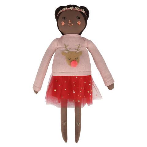 Кукла рождественская
