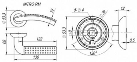INTRO RM AB/GP-7 Схема