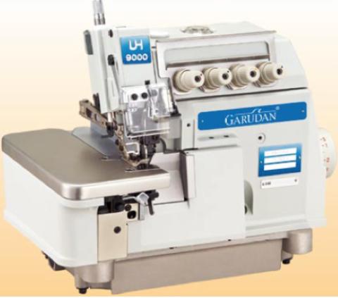 Профессиональный высокоскоростной оверлок UHD9004-233-M14
