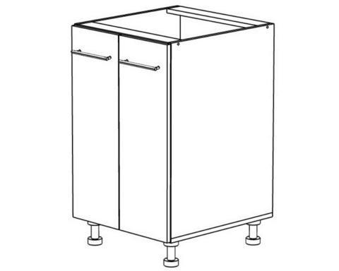 Стол кухонный под мойку ТОКИО 32-500