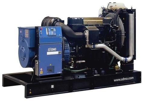 Дизельный генератор SDMO D440