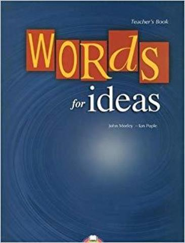 Words for Ideas Teacher's Book