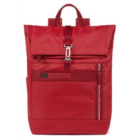 Рюкзак унисекс Piquadro Bios (CA4451BIO/R) красный нейлон