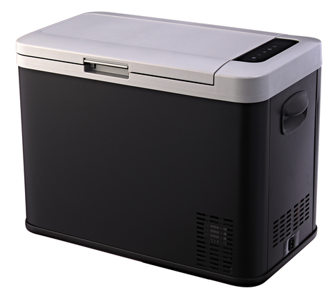 Компрессорный автохолодильник Alpicool MK35 Black (12V/24V/220V, 35л)