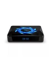 Смарт ТВ-приставка X96Q Max 4/32 Гб Android 10.0