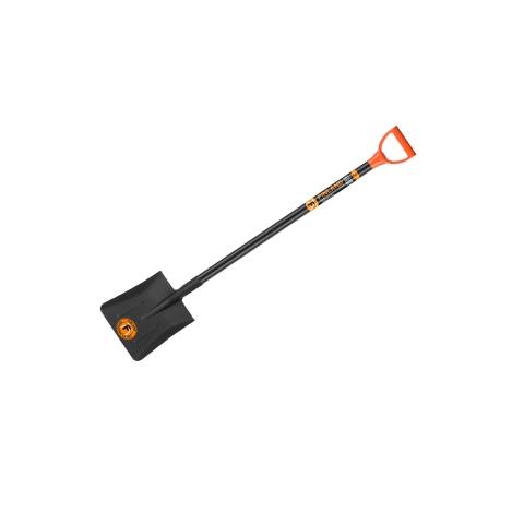 Лопата совковая с ребрами жесткости, FINLAND