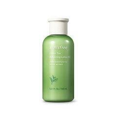 Лосьон (эмульсия) innisfree Green Tea Balancing Lotion EX 160ml