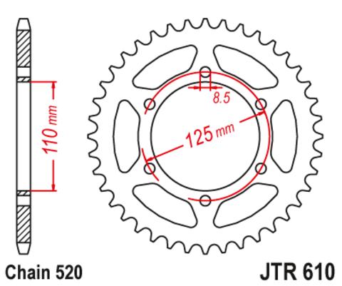 JTR610