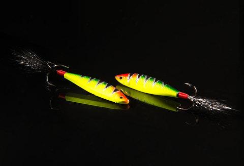 Бокоплав ручной работы Fire Fish цвет 010