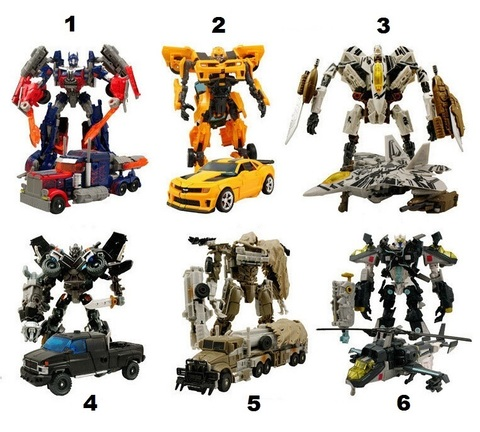 Transformers Voyager Class 2014