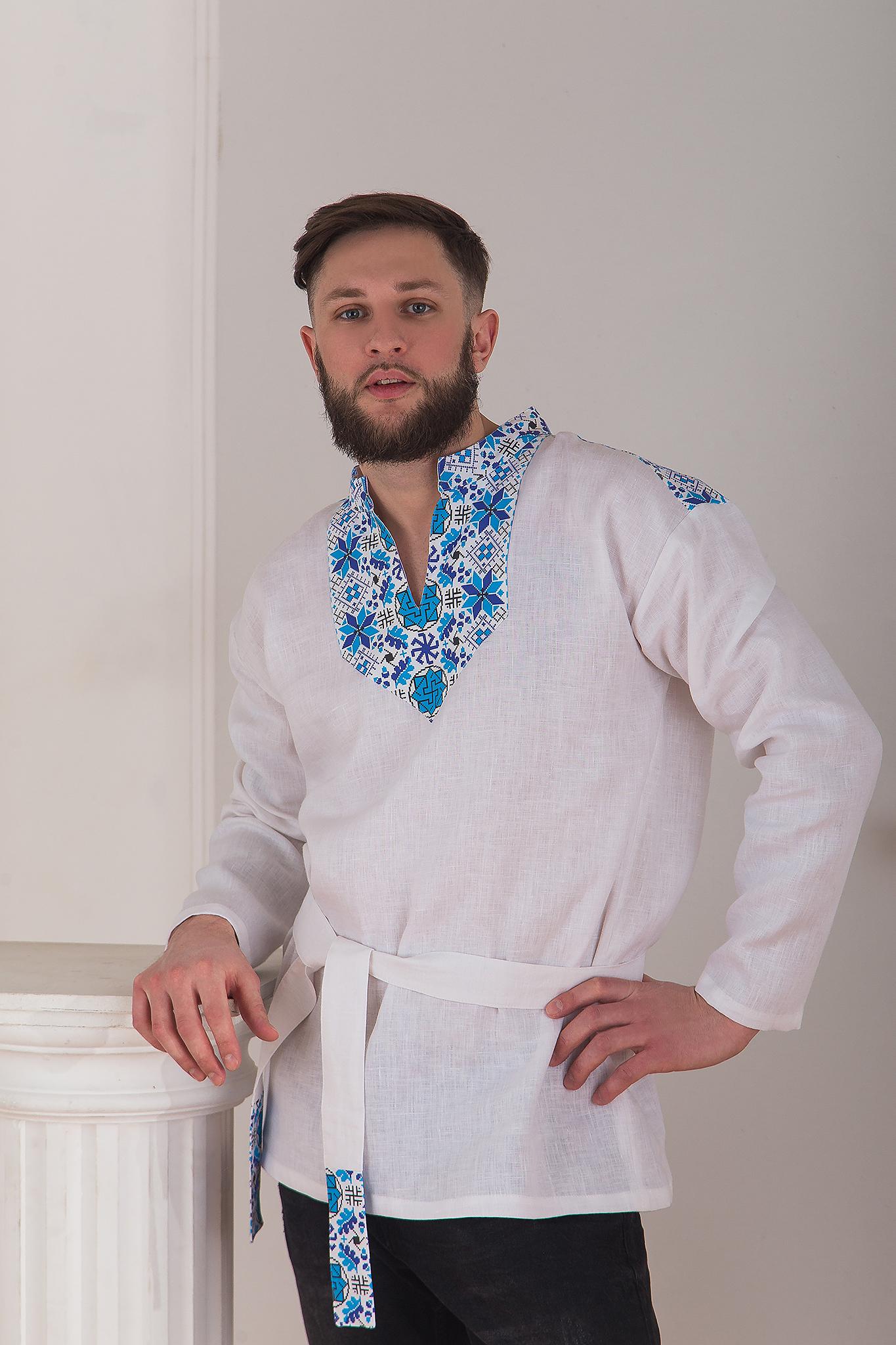 Русская рубаха Северная