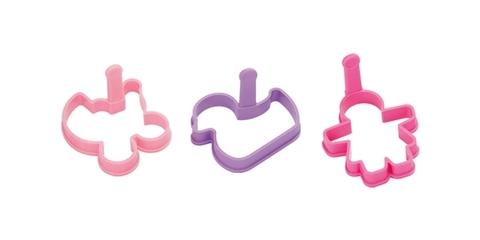 Универсальная формочка для девочек Tescoma DELICIA KIDS