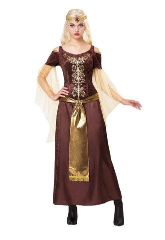 Костюм Средневековая принцесса