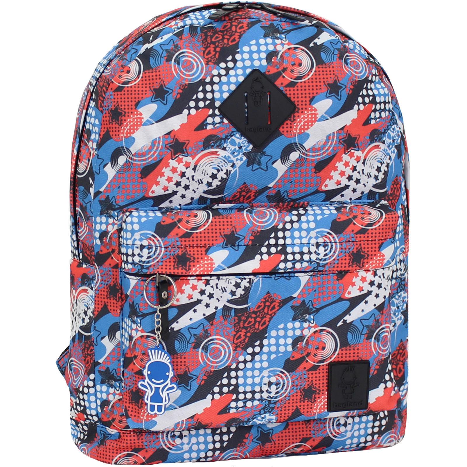 Городские рюкзаки Рюкзак Bagland Молодежный (дизайн) 17 л. сублимация 288 (00533664) IMG_1166_288.JPG