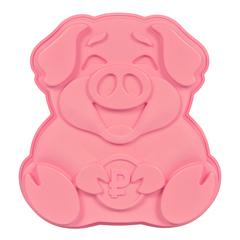 Форма из силикона «Свинка» 23х24х4 см
