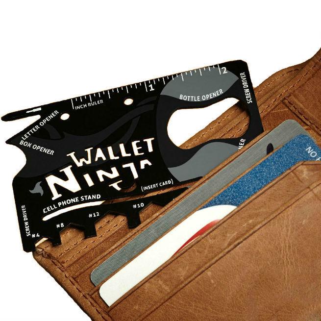 """Аксессуары для автомобиля Кредитка - мультитул """"Wallet Ninja"""" f967c02147e86047bcbeccf1747a4cf5.jpg"""