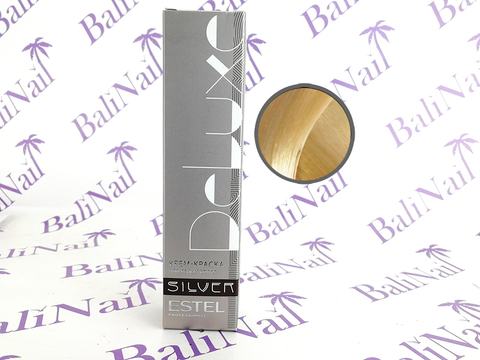 10/0 Светлый блондин De Luxe Silver