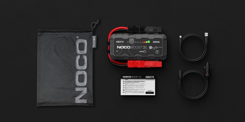 Пусковое устройство NOCO GBX75