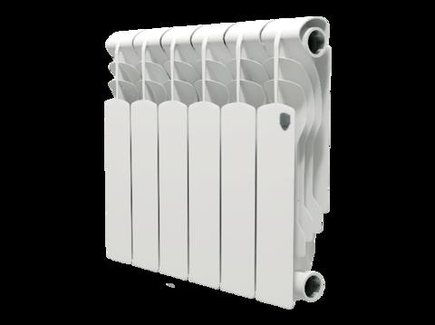 Биметаллический радиатор Royal Thermo Revolution Bimetall 350 - 6 секций