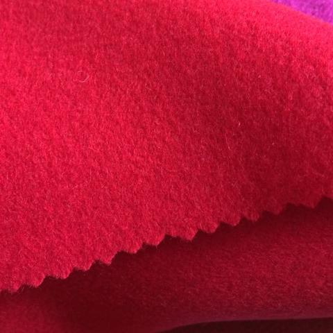 пальтовая ткань красного цвета шерсть с кашемиром
