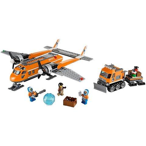 LEGO City: Арктический грузовой самолёт 60064 — Arctic Supply Plane — Лего Сити Город
