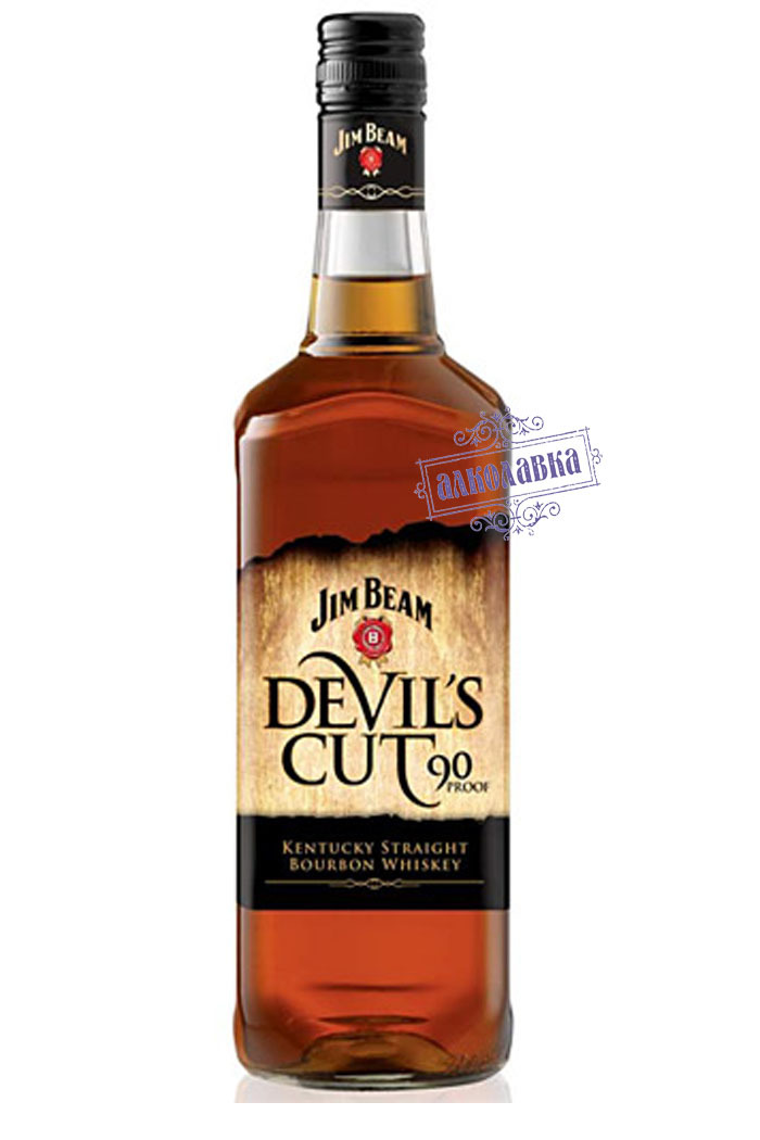 Бурбон Джим Бим Девилз Кат. Американский виски. 0,7 Л