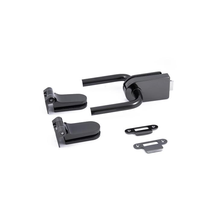 Для стеклянных дверей Комплект фурнитуры для стеклянной двери черный никель kompl-N-GM-dvertsov.jpg