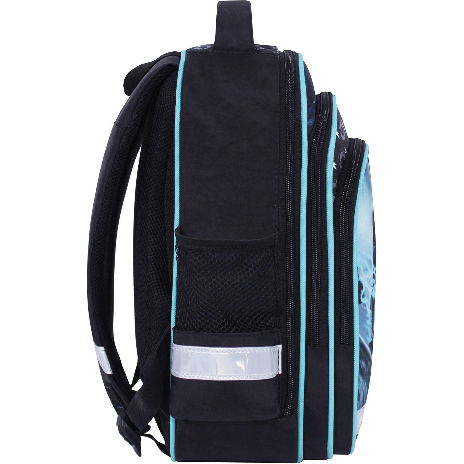 Рюкзак школьный Bagland Mouse черный 558 (0051370) фото 2
