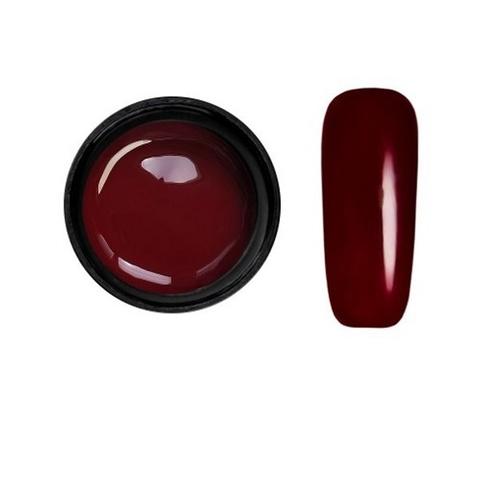 Гель краска Elpaza №08 бордовый