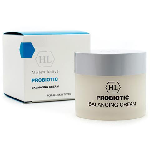 Holy Land ProBiotic: Балансирующий (питательный) крем для лица (Balancing cream), 50мл