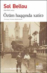 Özüm haqqında xatirə