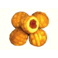 Печенье Ванюшкины сладости Бомба-мини сгущенка 1,6кг