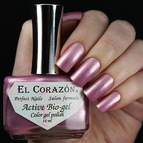 El Corazon 423/910 active Bio-gel  French  розовый